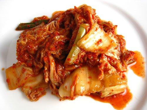 kimchi dapat menurunkan kolesterol