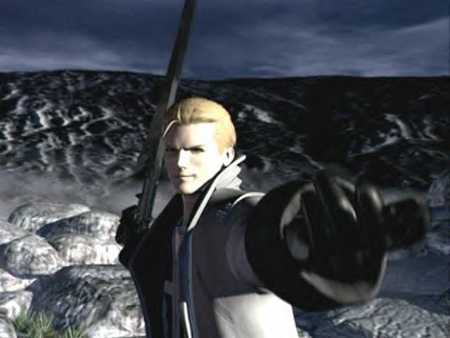 Perfil Seifer Almasy Final Fantasy VIII GameBlast