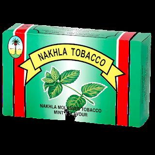 NAKHLA MINT HOOKAH SHISHA TOBACCO