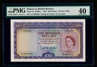 $100 Malaya