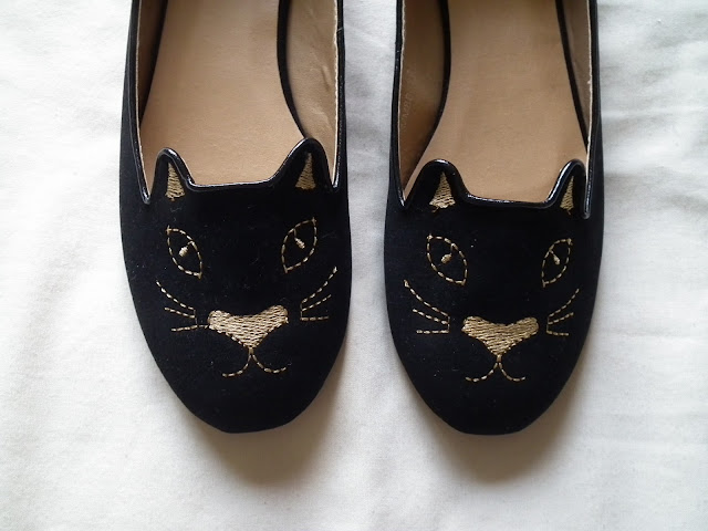 Chicwish Cat Flats