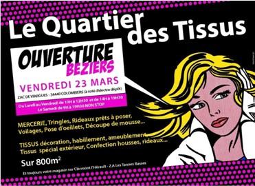 Actus Bons Plans Et Codes Promos Decouvrez Quartier Des Tissus