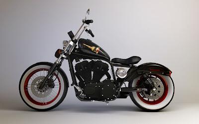 Harley Davidson 883 Custom Edition Wallpapers Inspirations