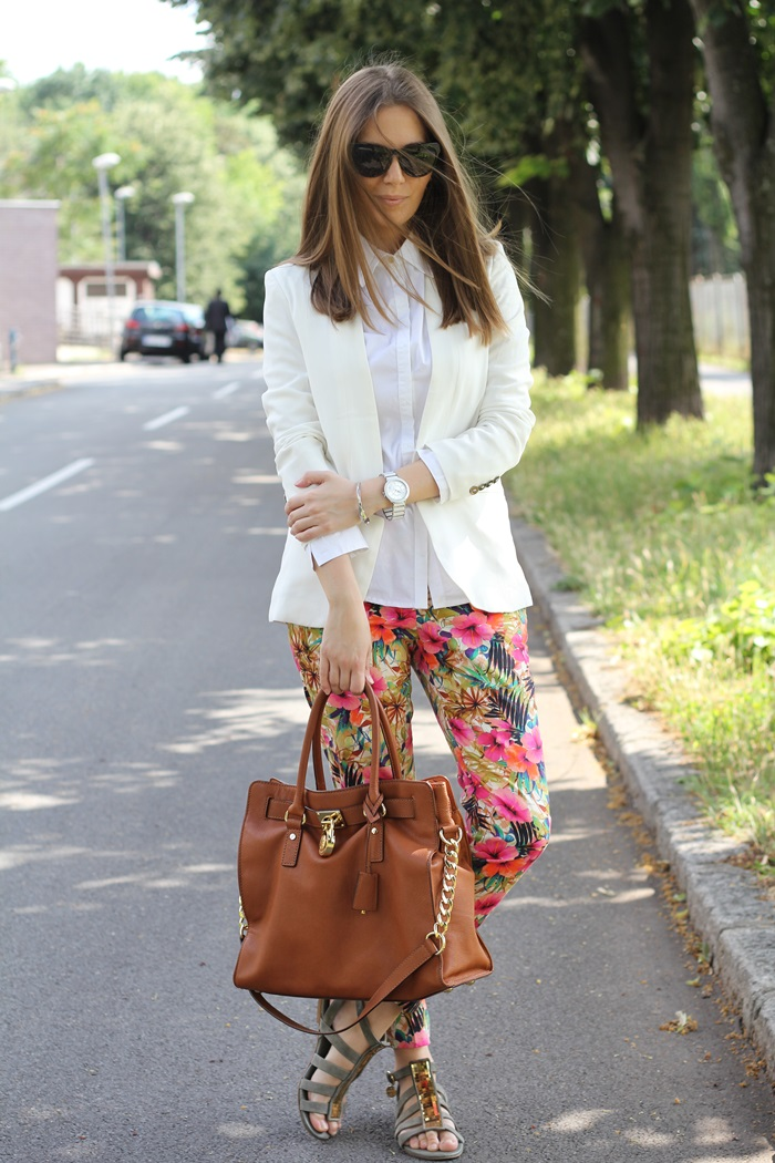 Fashion And Style Floral