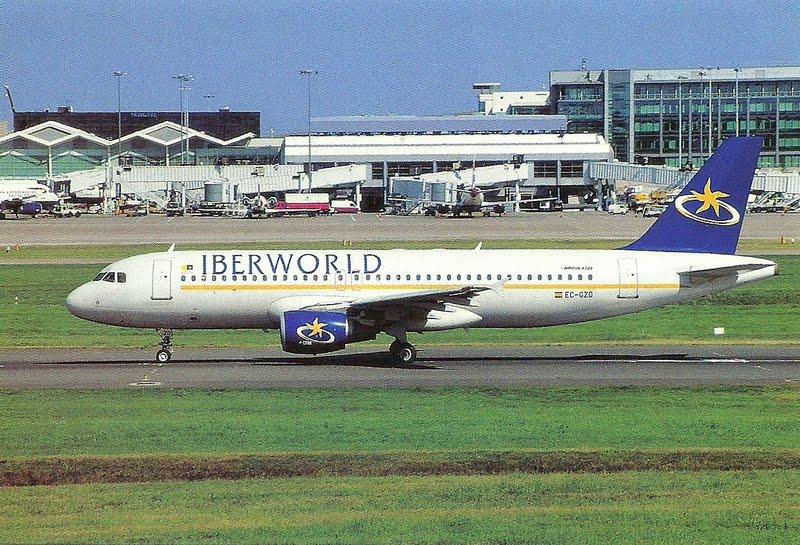 espana airlines: