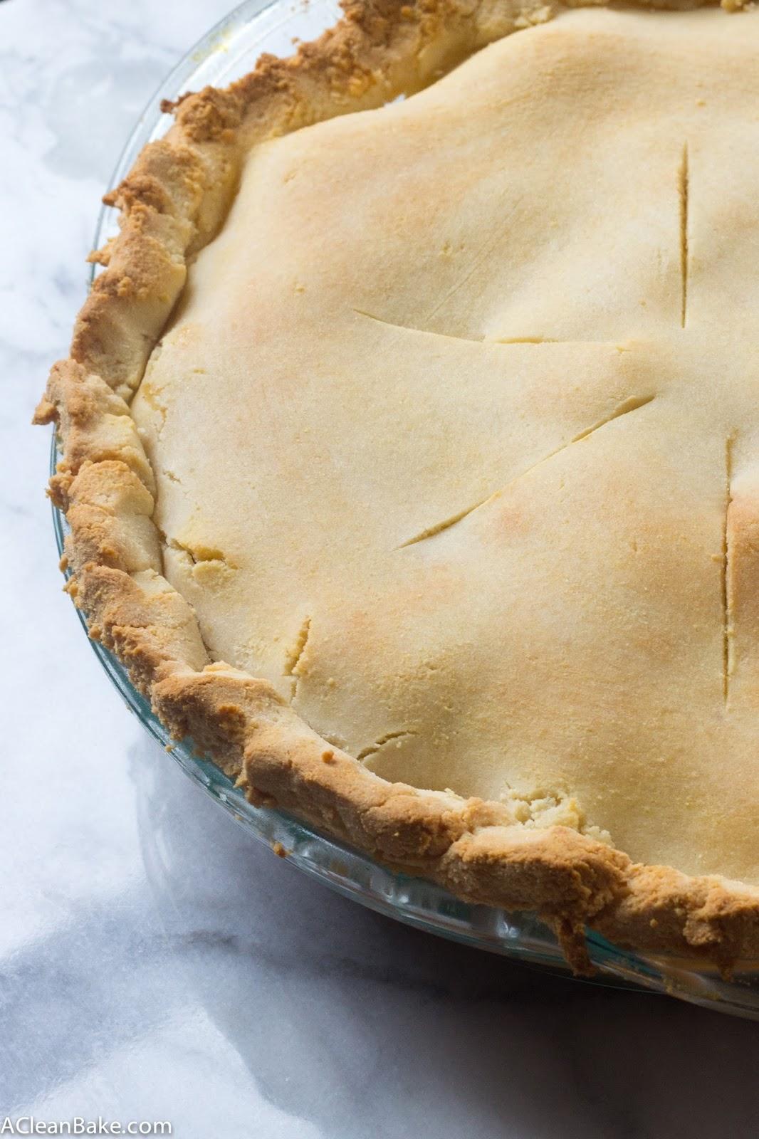 Paleo Chicken Pot Pie (Gluten and Dairy Free)