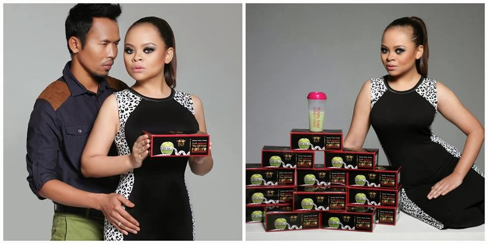 ROYAL SLIM LISHIO MAGIC- RAHSIA SARAH KURUS SLIM