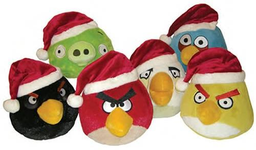 Acd Distribution Newsline New Angry Birds Products