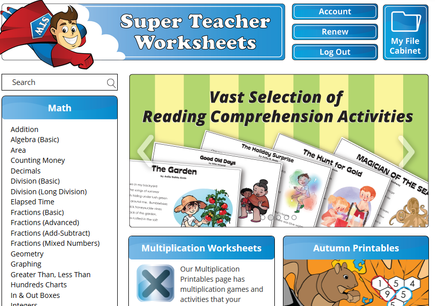 The Mcclanahan 7 Super Teacher Worksheets Review Hsreviews