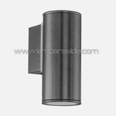 Iluminaci n y l mparas en madrid apliques para exterior for Apliques exterior modernos