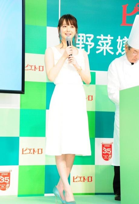 佐々木希 Sasaki Nozomi Pietro 35th Anniversary Celebration 7