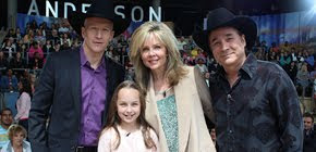 Clint Black Lisa Hartman Daughter