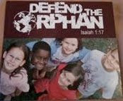 Defend the Orphan CD