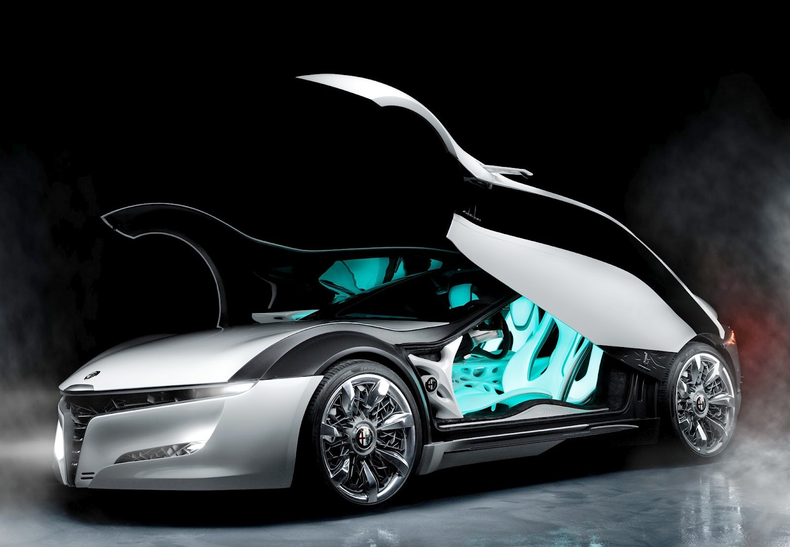 carnation auto blog 2010 bertone alfa romeo pandion concept an amazing looking extreme sports car. Black Bedroom Furniture Sets. Home Design Ideas