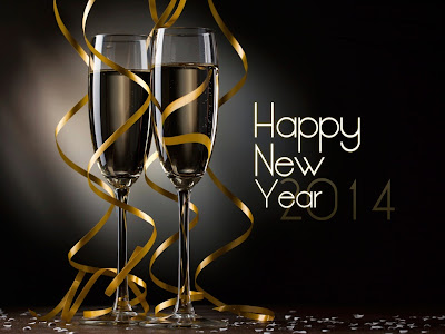 Happy New Year 2014 Wallpapers Photo Cards for Friends