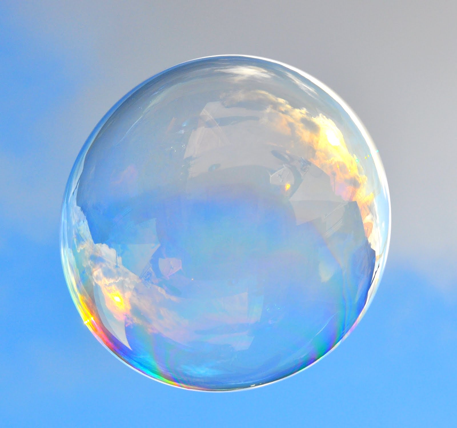 CoolScience: Big Bubbles Bubble