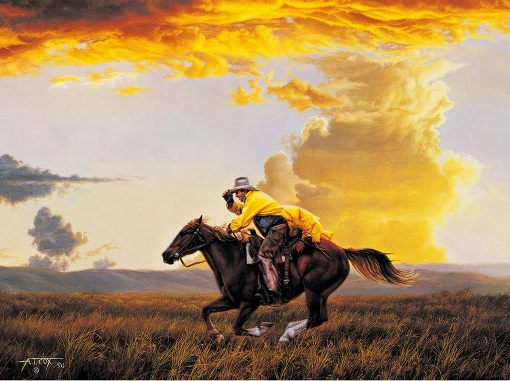 caballos-en-paisajes-del-campo