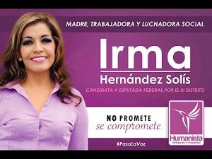 IRMA HERNANDEZ SOLIS