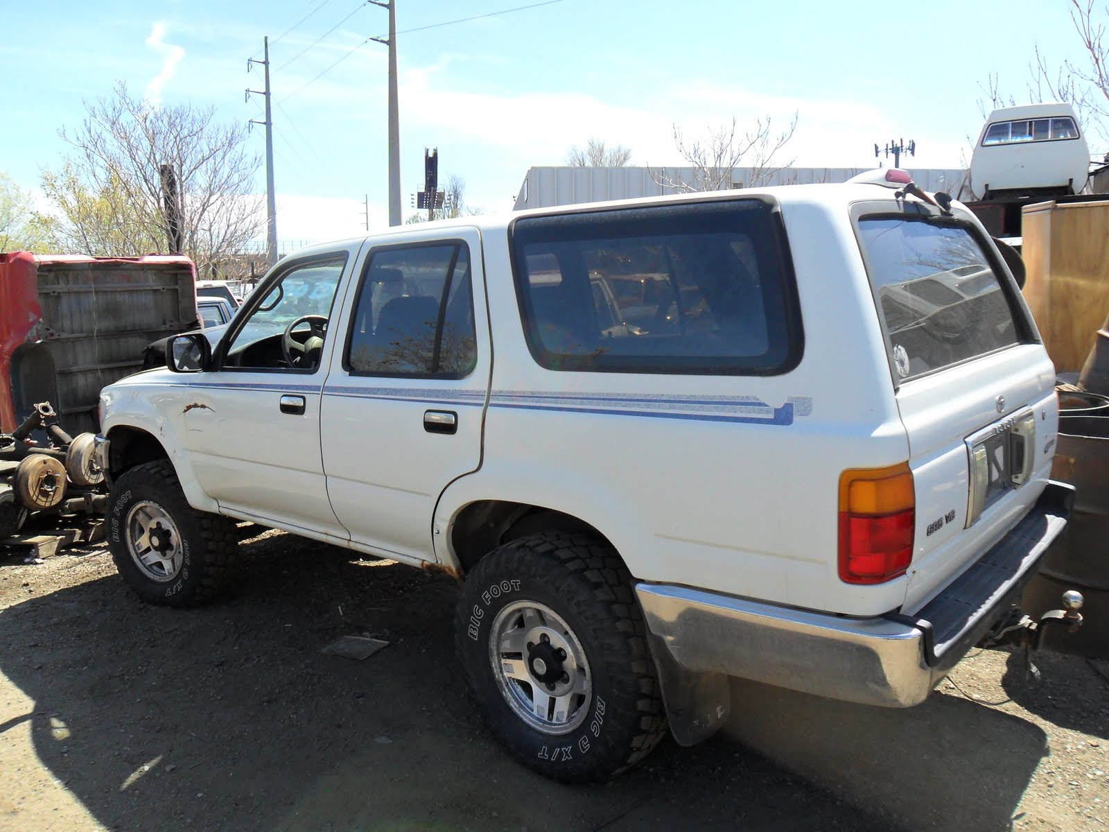 New Arrivals At Jims Used Toyota Truck Parts Toyota Runner - 4runner truck