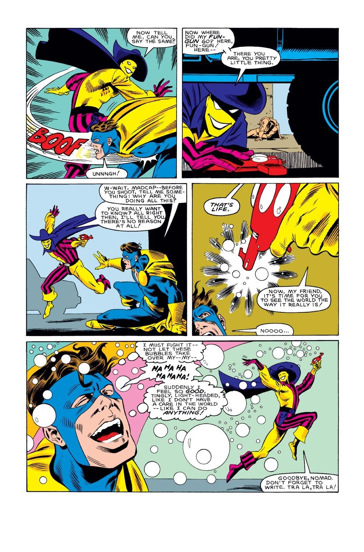 Captain America (1968) Issue #307 #235 - English 17