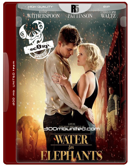 Water for Elephants Movie Poster 2 of 5  IMP Awards