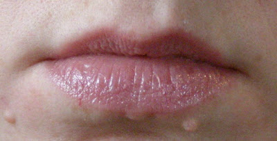 NYX Butter Gloss in Creme Brule