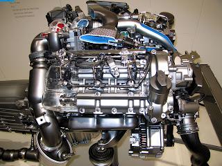 Mercedes e300 engine - صور محرك مرسيدس e300