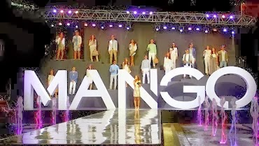 Mango - BHS SS12 Fashion Show Launching