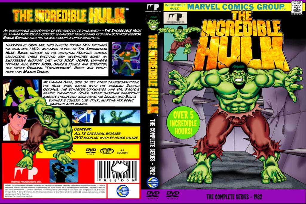 el Increible Hulk 1982