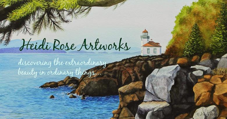 Heidi Rose Artworks