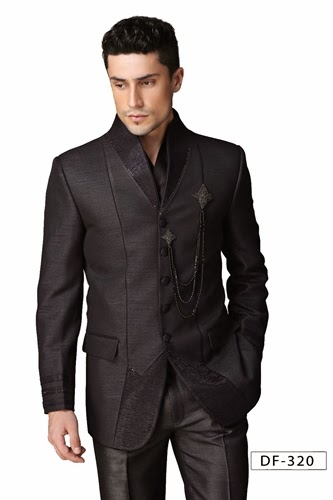Smart 3 Piece Suits Collection 2014 | Formal Three Piece ...  Smart 3 Piece S...