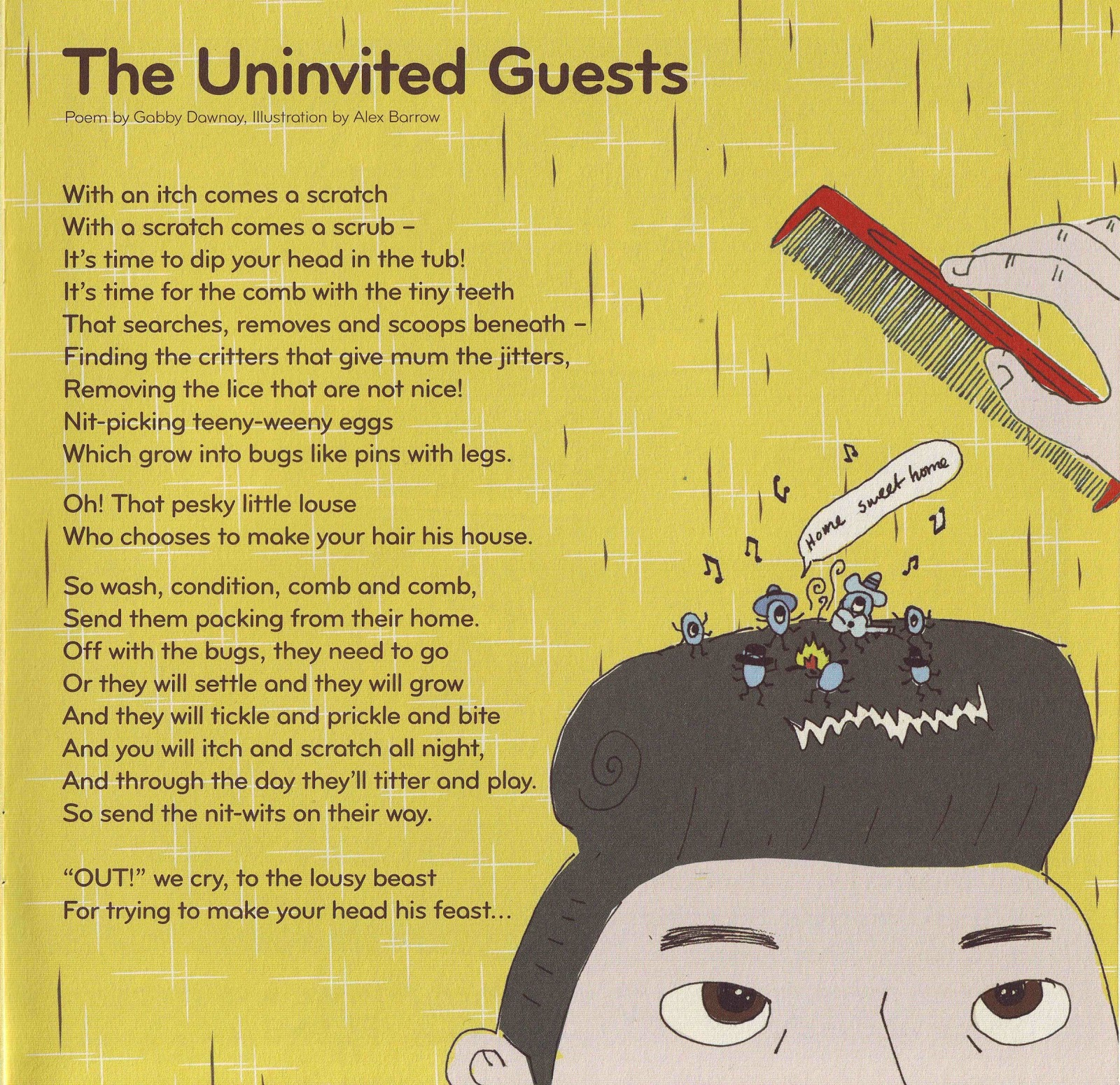 an uninvited guest essay Uninvited guest prev poem next poem  mental illness poem anyone who has suffered from depression will understand this poem i urge you to fight there is a light at the end of the tunnel featured shared story short very rich in words, true, and to the point i love this poem, great job.