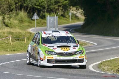 Marco Tempestini - Subaru Impreza - Campionatul National de Viteza in Coasta