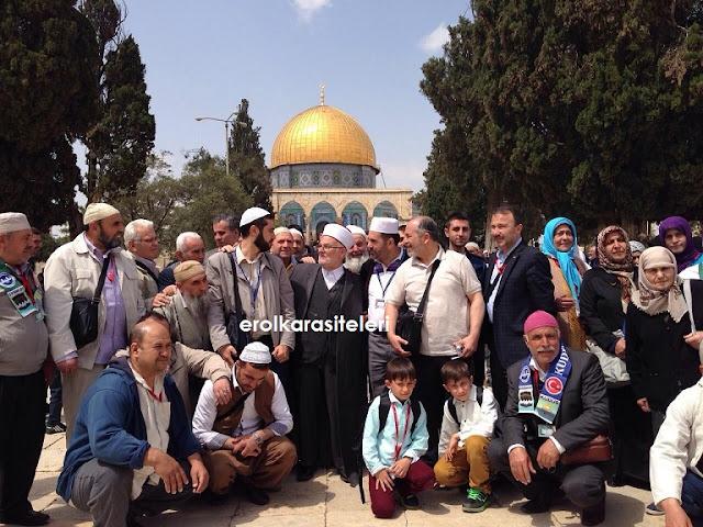 Kudüs Bağlantılı Umreden Renkli Simalar