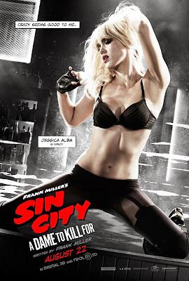Sin City 2: Una Dama por la que Matar (2014) [Dvdrip] [Latino] [1 Link]