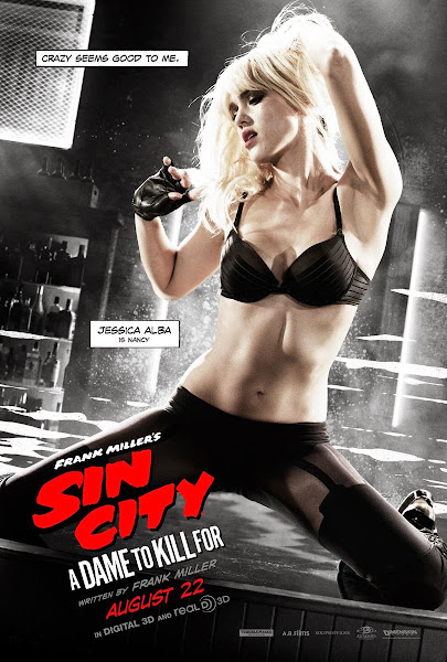 Sin City 2 Una Dama por la que Matar DVDRip Latino