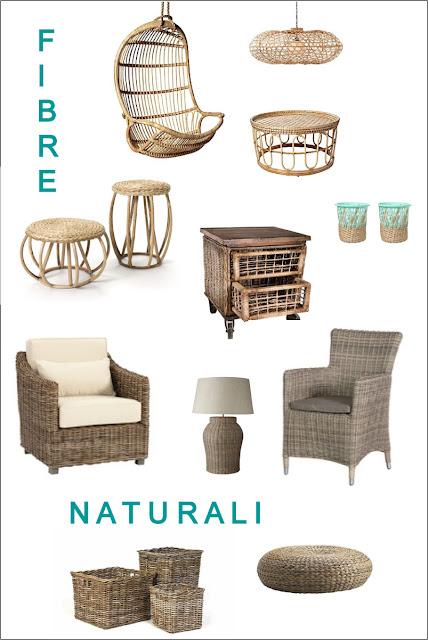 Intrecci naturali blog di arredamento e interni for Fibre naturali