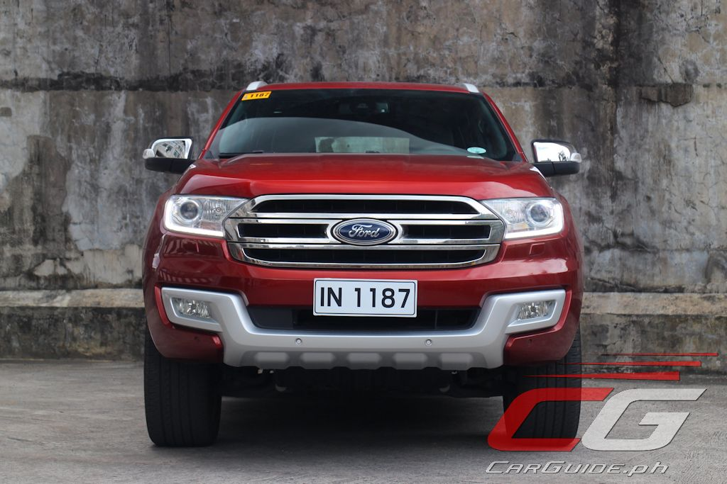 Review 2017 ford everest titanium 3 2 4wd carguide ph philippine car news car reviews