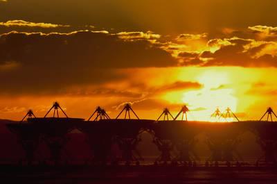 Sunset Satellites