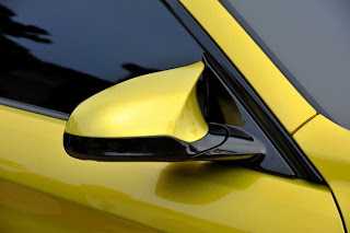 BMW M4 Coupè 2014 mirror