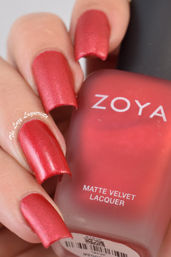 Zoya MatteVelvet Holiday 2015