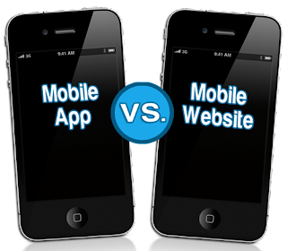 Mobile Sites Better than Mobile Apps