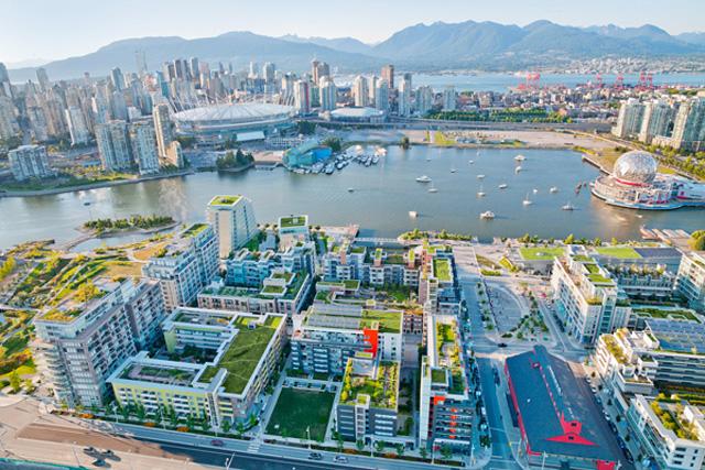 Top 10: maiores telhados ecológicos do mundo