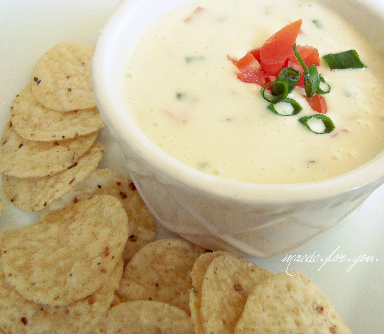 maede.for.you.: Queso Blanco Dip