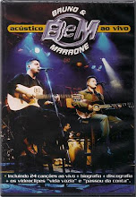 DVD Bruno e Marrone - Acústico Ao Vivo 2001