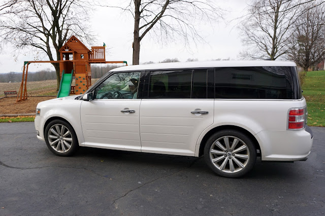 Ford Flex is AWESOME!
