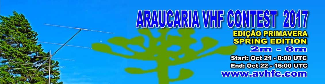 ARAUCARIA VHF CONTEST 2017