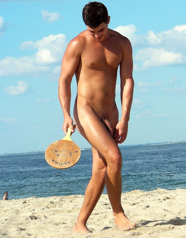 gay nude beach video