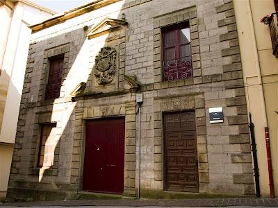 Palacio Eguiluz de Hondarribia