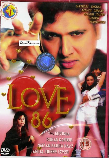 Love 86  1997